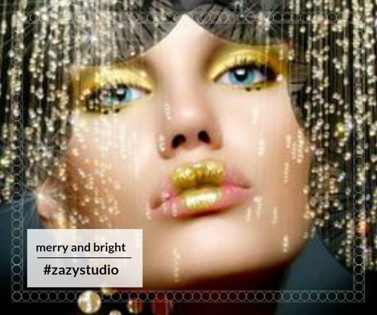 Așa trebuie să fii în decembrie: merry and bright!  Ți-am pregătit un pachet care te va face să strălucești de sărbători: tratament de curățare profundă, pensat și vopsit sprâncene - 140 lei Programează-te repede: 0720.307.202! #zazystudio #merryandbright #cemebrie #cluj