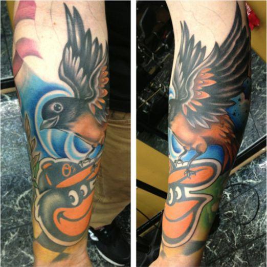 534 best bird tattoos images on pinterest bird tattoos for Tattoo frederick md