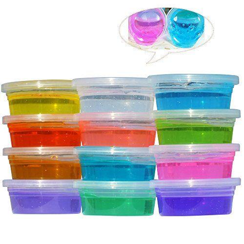 Haniex Magic Crystal Soft Slime Toy, 12 Colors (1 Pack) H... https://www.amazon.com/dp/B01KCC0T7O/ref=cm_sw_r_pi_dp_x_MZGUybF4NX968