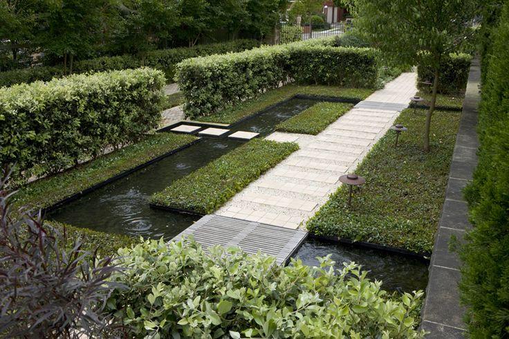 9 best JARDINES SIMETRICOS images on Pinterest | Diseños de jardines ...
