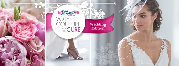 Cashmere Bathroom Tissue is a proud partner to the Canadian Breast Cancer Foundation. Annually, Cashmere hosts the White Cashmere Collection Fashion. 2015 focuses on Bridal themes, Wedding Trends, Dress silhouettes and brides.Check it out at Cashmere.ca or on Facebook! @CashmereCanada