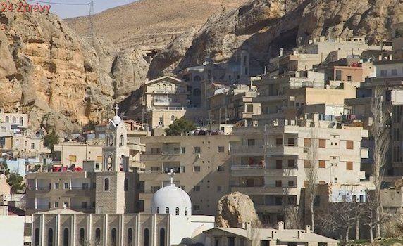 Syrská armáda převzala kontrolu nad zdrojem vody pro Damašek
