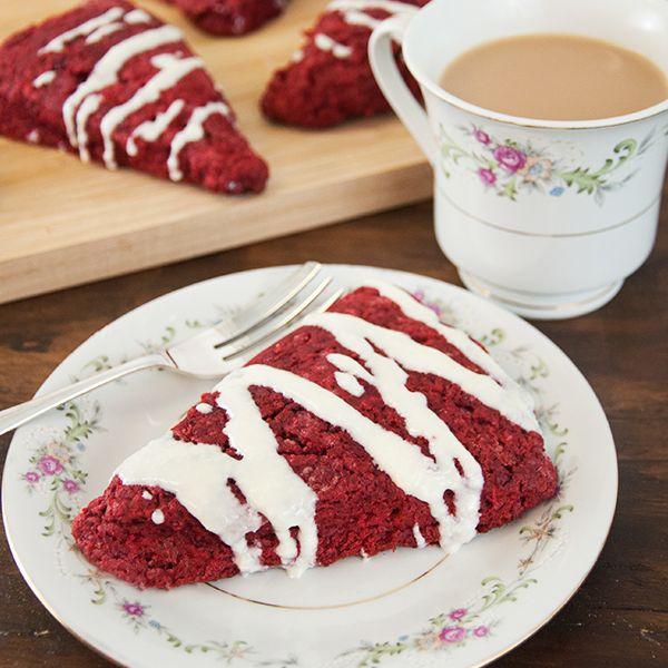 Cake mix scones recipe