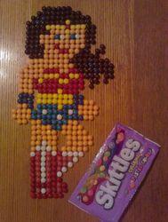 Skittles Art