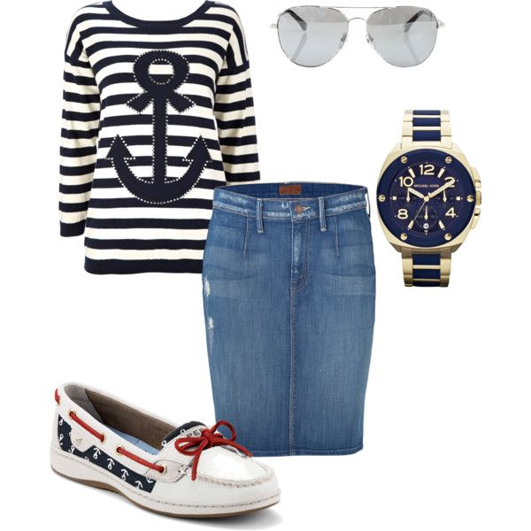 """""""Anchor"""" by Mandahall on Polyvore"""