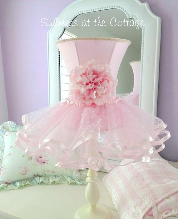 Best Lovely Lamp Shades Images On Pinterest Lampshades Lamp - Light shades for girls bedroom