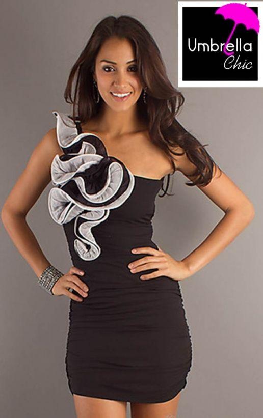 34 best Vestidos de Noche Umbrella Chic images on ...