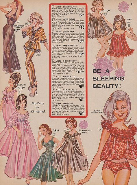 '64 Frederick's of Hollywood Catalog.