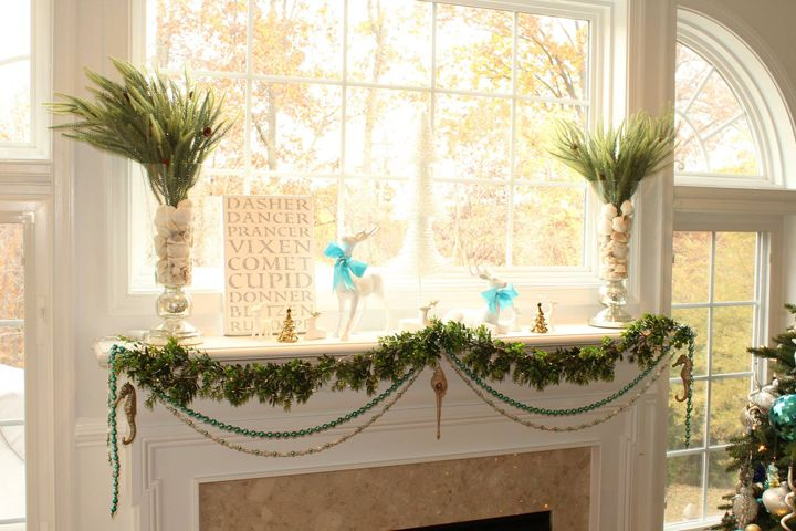 1000+ Ideas About Turquoise Christmas On Pinterest