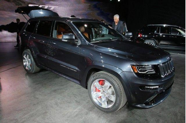 2014 Jeep Grand Cherokee 2014 Jeep Grand Cherokee SRT – Top Car Magazine