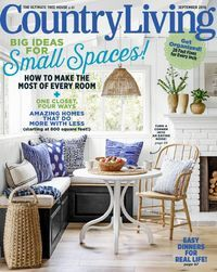 september 01 issue of country living is now available through zinio for libraries library