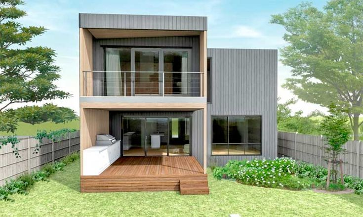 Have You Considered Building A Two-Storey Modular Home?