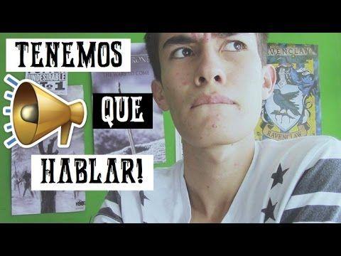 TENEMOS QUE HABLAR! | No mas vídeos de libros!?