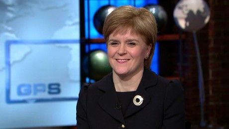Scotland likely to seek independence after EU vote first minister says