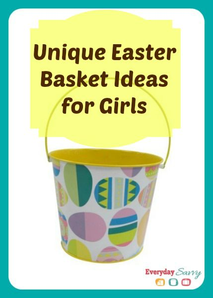 Unique Easter Basket Ideas For Girls Coloring Happy And