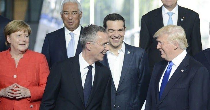 'Germans are Bad, Very Bad' - US President Tells European Leaders