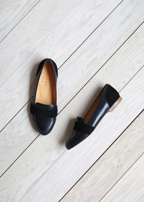 Mocassins Mayfair - Lookbook Automne Hiver  - www.sezane.com #sezane #lookbook #mocasins #mayfair