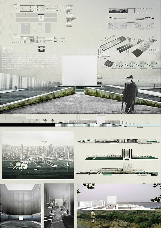 architecture student thesis projects