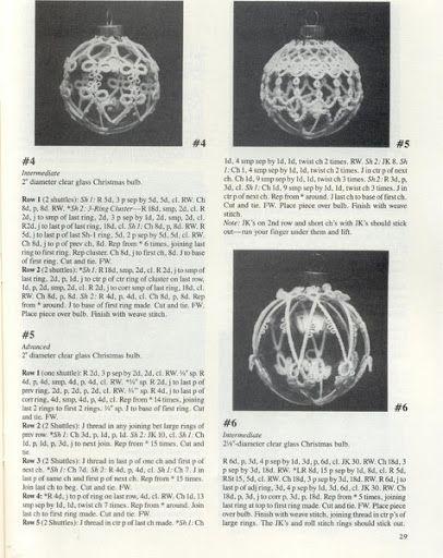 elegant tatting pattern - Lada - Picasa Web Albums