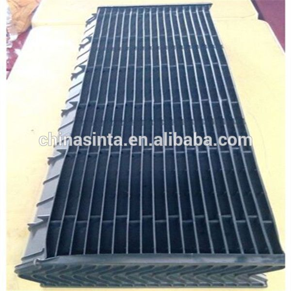 De 080 Cooling Tower Blade Drift Eliminator Cooling Tower Roof Solar Panel Tower