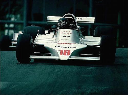 1980 Shadow DN11 - Ford (David Kennedy