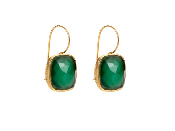 Sonya Renee Cushion Drop Earring: Bling, Green Gardens, Pretty Things, Bejewel, Cushions Drop, Accessories, Drop Earrings Repin, Be Jewels, Earrings Repin By Pinterest