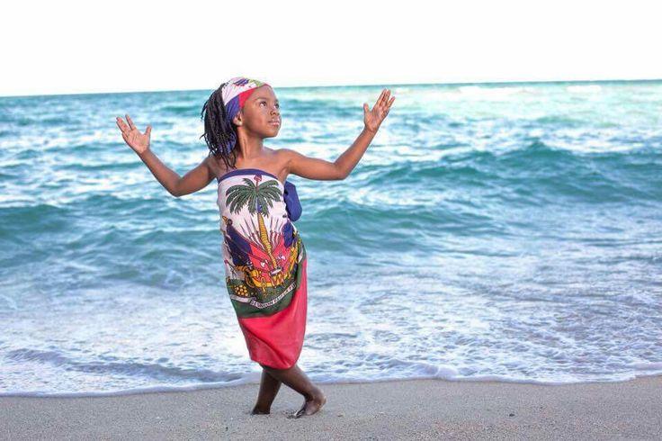 Awesome Haiti, Beautiful fashion, Baby girl