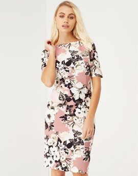 Wildstylez no time to waste midi dress