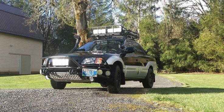 2003 Subaru Baja Custom