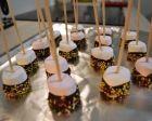 Sucettes de chamallow au chocolat 2