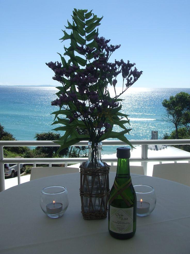 celebrate saying 'i do' @straddiehotel #weddings #view #cocktail #reception