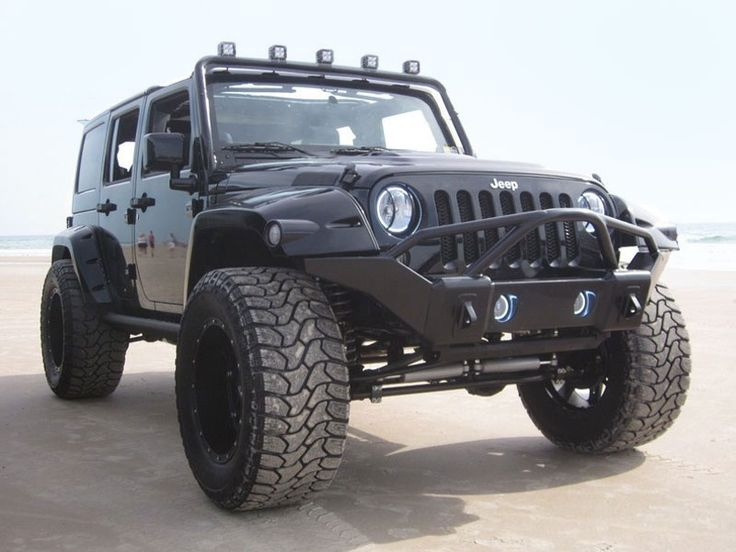 I think I want this bumper for my Jeep :) Jeep® Front Bumpers - Rampage - RPG 86510 - Rampage Products ...