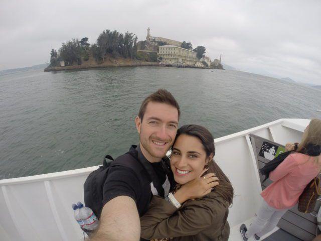 20 razones para ir a California de Luna de Miel! Nro.3: Alcatraz en San Francisco! http://www.velodevainilla.com/2016/08/25/20-razones-para-visitar-california-de-luna-de-miel-recien-casados/