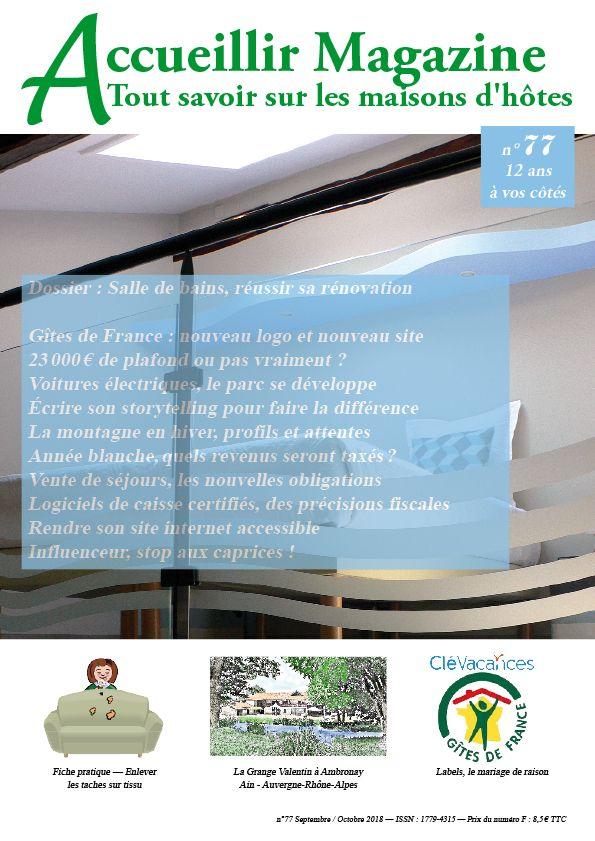 L\u0027information spécialisée destinée aux loueurs de maisons d\u0027hôtes en - Logiciel Pour Maison D