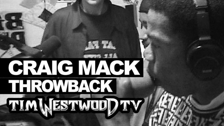 Craig Mack Killed This Freestyle On This 2000 Episode Of 'The Tim Westwood Show'