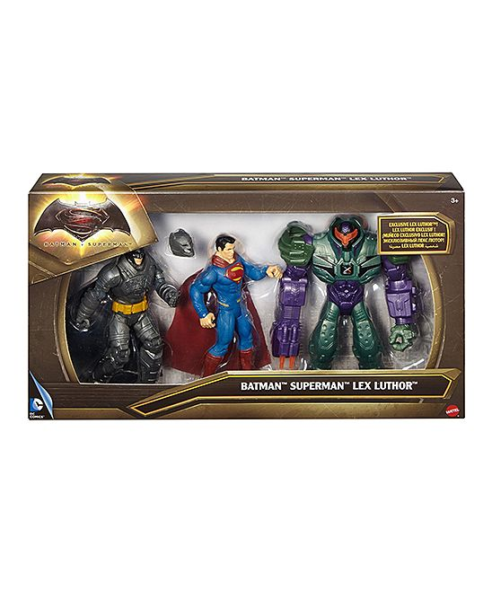 Batman Vs. Superman Action Figure Set