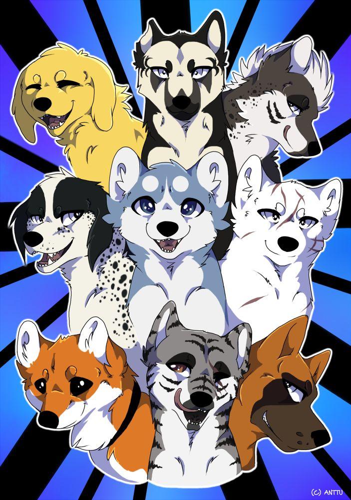 Heroes by Anttu-chan on DeviantArt