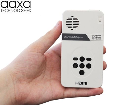 Can use instead of a kopykake and less expensive. :) AAXA LED Pico Projector - DLP Hand-held Mini Projector - LED Pocket Projector