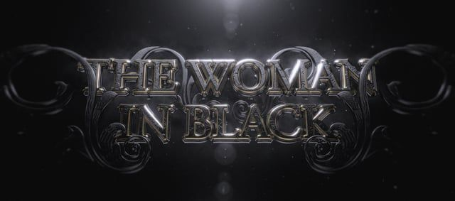 The Woman in Black « Main title »  Direction / Animation/ Design by Medy…