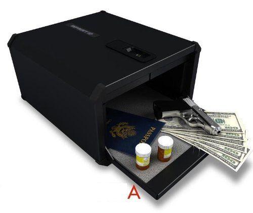 9G Products INPRINT Biometric Fingerprint Handgun & Pistol Safe