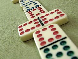 How to Play Mexican Train Domino Game