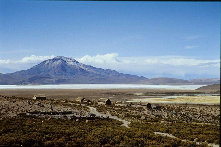 TRANSFER Monograph 01 Desert | Isluga, Chilean Altiplano | © Germán del Sol