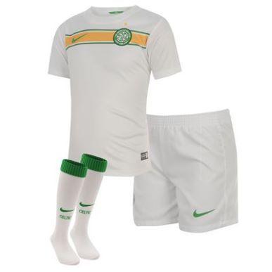 Nike | Nike Celtic Third Kit 2014 2015 Mini | Celtic Football Shirts
