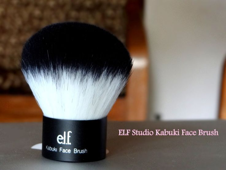 ELF Studio Kabuki Face Brush