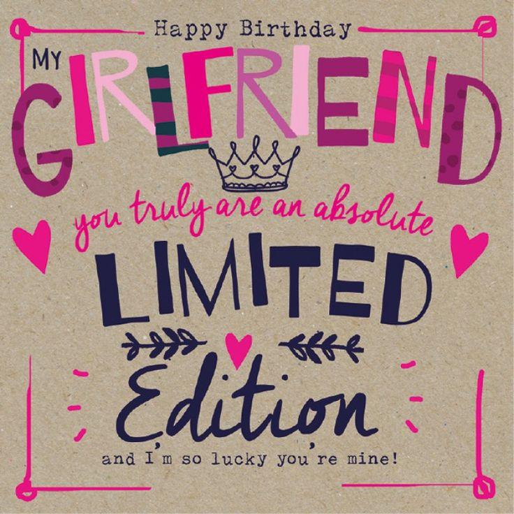 Birthday Girlfriend