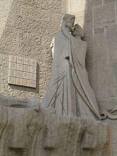 El beso de Judas, #SagradaFamilia, #Barcelona, #Gaudi http://www.viajarabarcelona.org/lugares-para-visitar-en-barcelona/sagrada-familia/