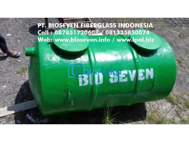 Septictank Blower, Biotech, biofilter, bioseven - Sepiteng Modern Bebas Bau - 1/5