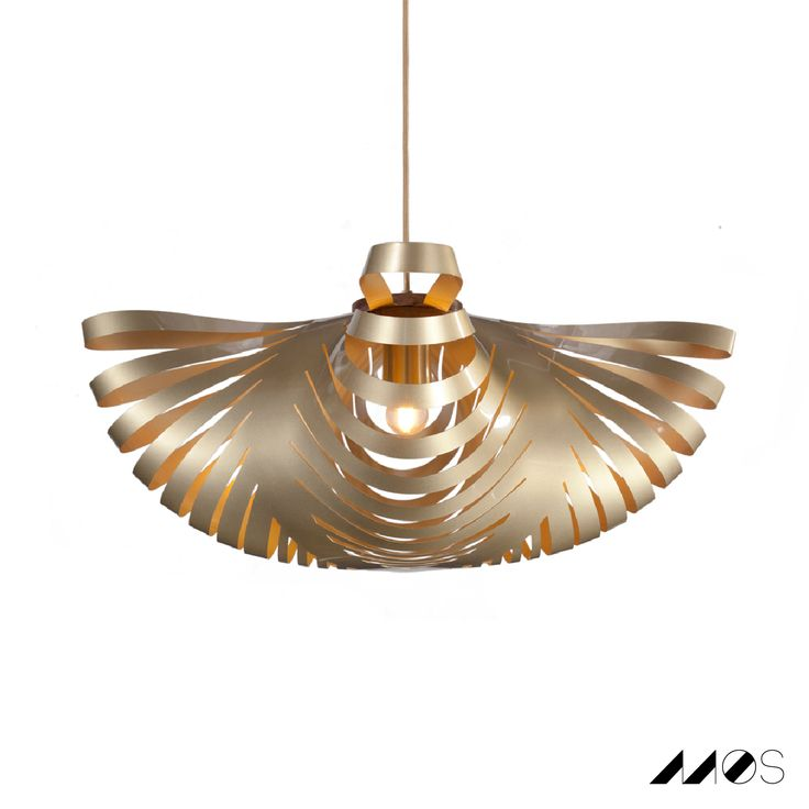 GOLDEN CLOUD: raw metal statement pendant lamps  These pendant lamps are available in two standard sizes in either solid brass or copper. They can be hung individually or in clusters. The bulb is partially hidden from direct view and we recommend a warm bulb for ambient settings. #statement #light #lighting #lamp #brass #copper #handmade