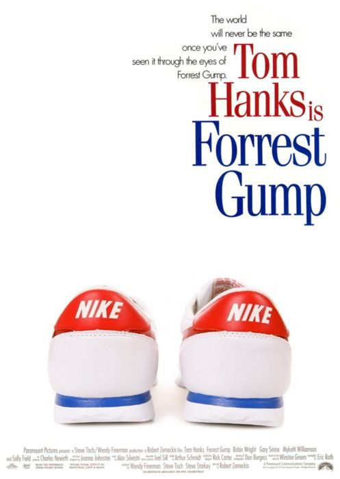 Forrest Gump / poster by Adam Armstrong