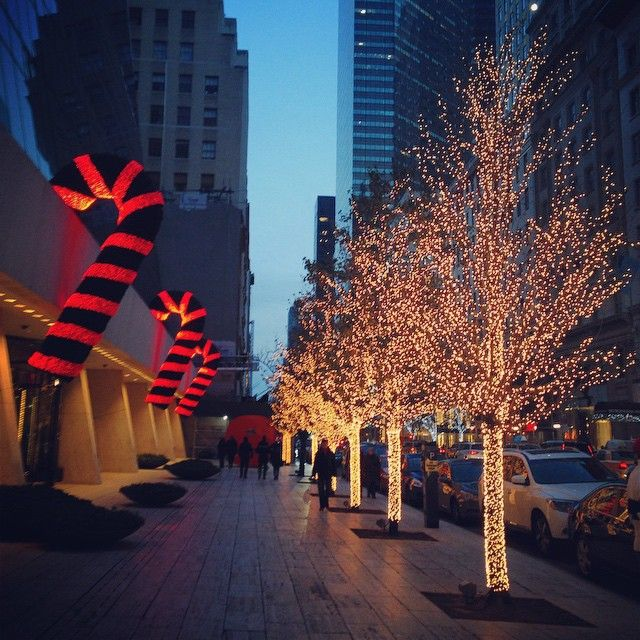 357 Best Christmas - NYC Images On Pinterest